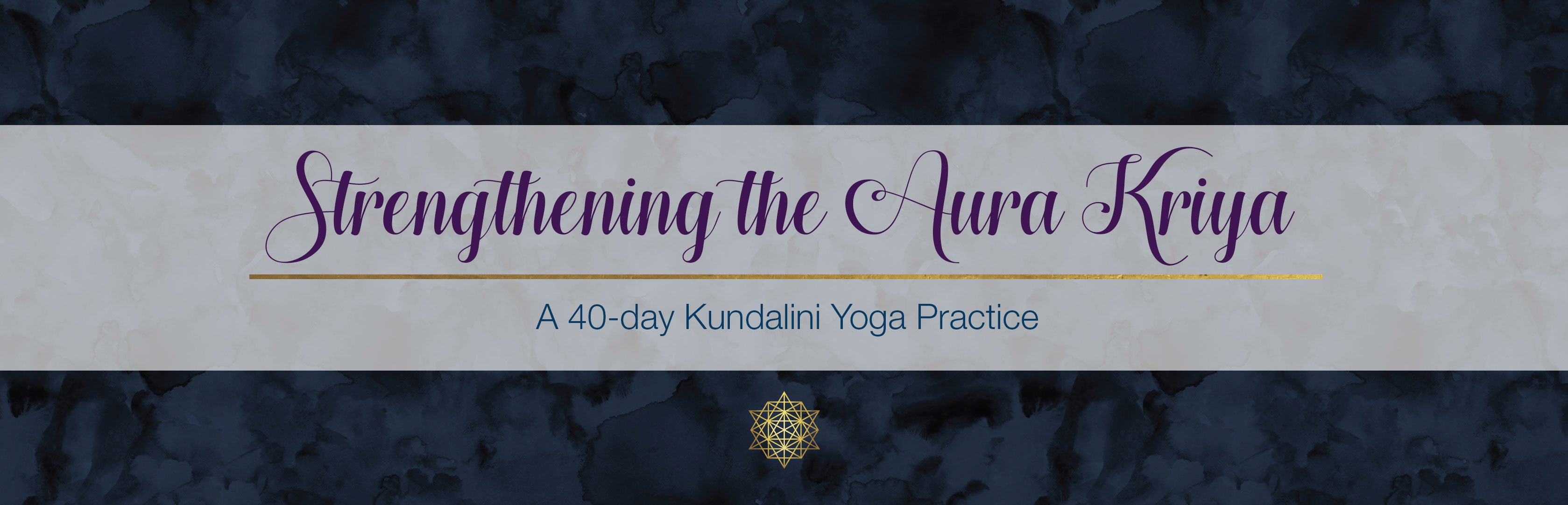 Strengthening the Aura 40 Day Practice - Katelyn Edgar