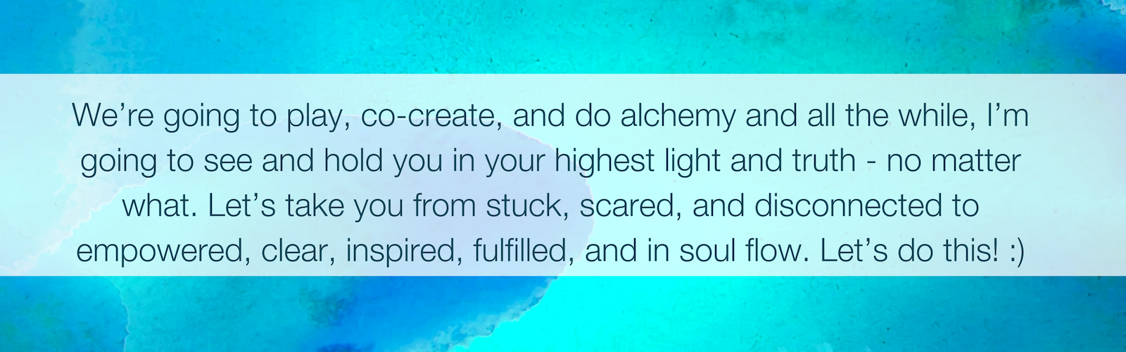 intuitive alchemy mentorship with katelyn edgar